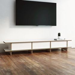 tv lowboard | Farnsworth | Multimedia sideboards | form.bar