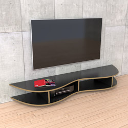 tv lowboard | Lowya | Multimedia sideboards | form.bar