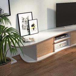 tv lowboard | Neka | Credenze multimediali | form.bar