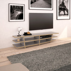 tv lowboard | Optia | Multimedia sideboards | form.bar