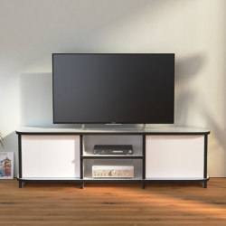 TV-Lowboard | Retra | Multimedia Sideboards | form.bar