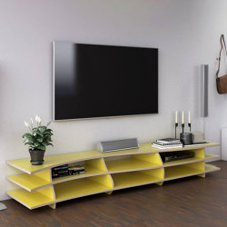 TV-Lowboard | Trielle | Multimedia Sideboards | form.bar