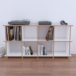 vinyl record shelf | Vinyla | Shelving | form.bar