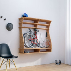 wall shelf | Bicicleta | Étagères | form.bar