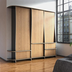 wardrobe | Okino | Cabinets | form.bar