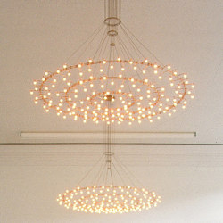 Bornebusch chandelier | Lampadari | Okholm Lighting