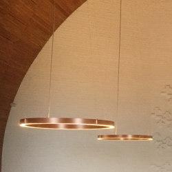 Brejning church LED chandelier | Suspended lights | Okholm Lighting