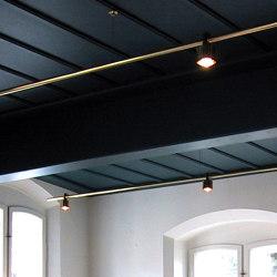 DYBBØL fixture | Plafonniers | Okholm Lighting