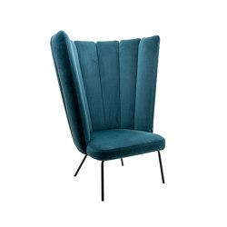 Gaia Calice Lounge | Armchairs | KFF