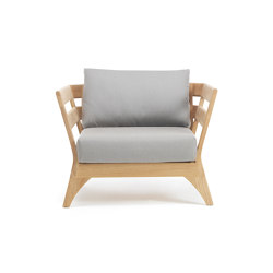 Village Lounge armchair | Sessel | Ethimo