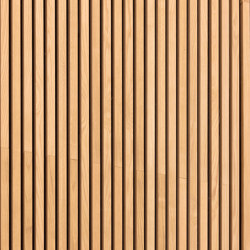 Linear Rib | Wood veneers | Gustafs