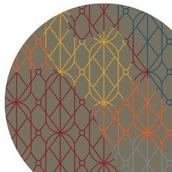 Summer Dark Circular | Alfombras / Alfombras de diseño | MEMEDESIGN