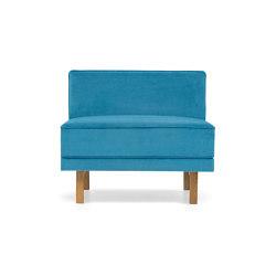 Flytte Armchair | Armchairs | Extraform