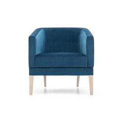 Intamo-S Armchair | Armchairs | Extraform