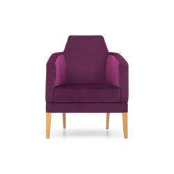Intamo-M Armchair | Armchairs | Extraform