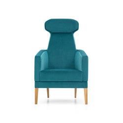 Intamo-L Armchair | Armchairs | Extraform