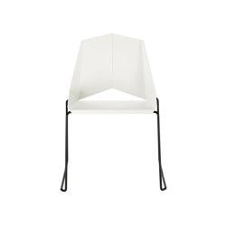 Kite Chair Skidframe   Sedie   OXIT design