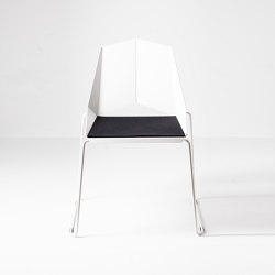 Kite Chair Felt Seatrest | Chairs | OXIT design