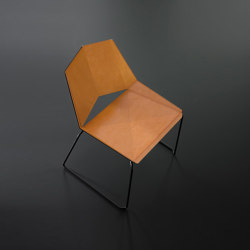 Kite Chair Skidframe | Chairs | OXIT design