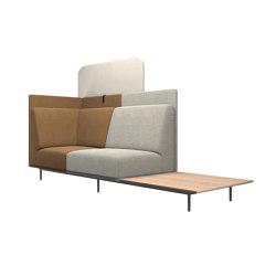 Toulouse Sofa AB00 | Sofas | BoConcept