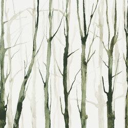 Alberi Zen Verde | Peintures murales / art | TECNOGRAFICA