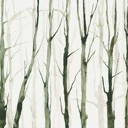 Alberi Zen Verde | Wall art / Murals | TECNOGRAFICA