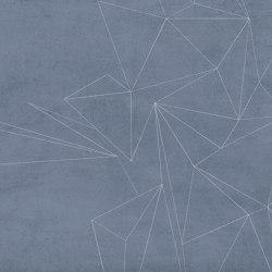Area Flat Blue | Wall art / Murals | TECNOGRAFICA