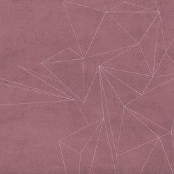 Area Flat Red | Wall art / Murals | TECNOGRAFICA