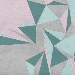 Area Pastel Green | Wall art / Murals | TECNOGRAFICA