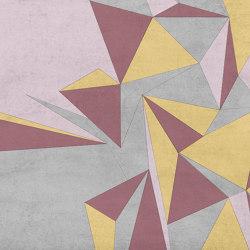 Area Pastel Red | Wall art / Murals | TECNOGRAFICA