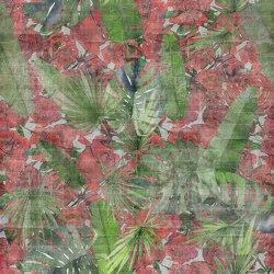 Back Home Amazzonia Green | Wall art / Murals | TECNOGRAFICA