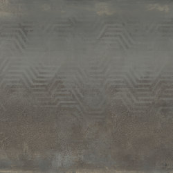 Belleville Silver | Peintures murales / art | TECNOGRAFICA