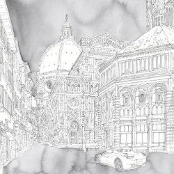 Firenze MMXVIII | Quadri / Murales | TECNOGRAFICA
