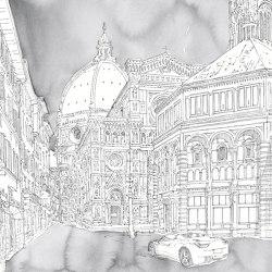 Firenze MMXVIII | Wall art / Murals | TECNOGRAFICA