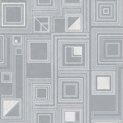 Labirinto Grey Blue | Quadri / Murales | TECNOGRAFICA