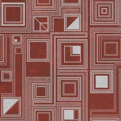 Labirinto Red   Wall art / Murals   TECNOGRAFICA