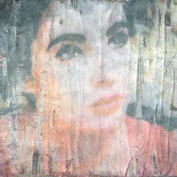 Liz Vintage | Wall art / Murals | TECNOGRAFICA