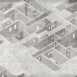 Metropolis Grey | Wall art / Murals | TECNOGRAFICA