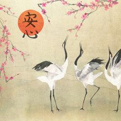 Mon Cherry Blossom Platinum   Wall art / Murals   TECNOGRAFICA