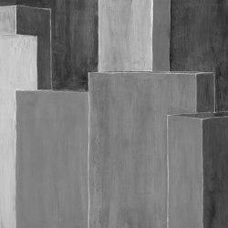 Prisma Chalk Black | Wall art / Murals | TECNOGRAFICA