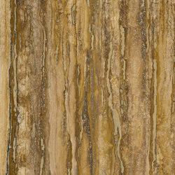 Travertino 2 Gold | Synthetic panels | TECNOGRAFICA