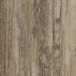 Travertino 7 Walnut | Synthetic panels | TECNOGRAFICA
