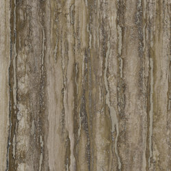 Travertino 8 Walnut | Synthetic panels | TECNOGRAFICA