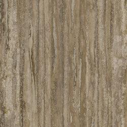 Travertino 9 Walnut | Synthetic panels | TECNOGRAFICA