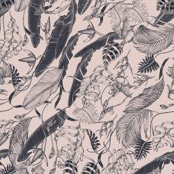 Tropical Foliage Cream | Quadri / Murales | TECNOGRAFICA