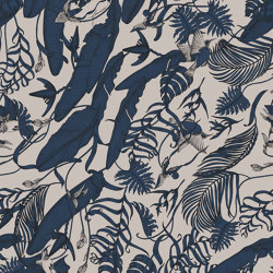 Tropical Foliage Porcelain | Wall art / Murals | TECNOGRAFICA