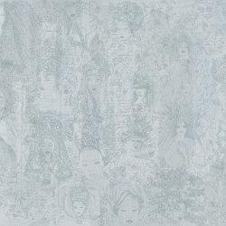 Women Blue | Wall art / Murals | TECNOGRAFICA