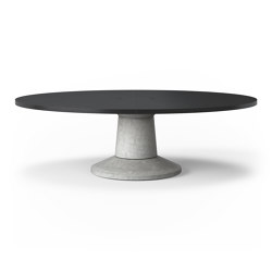 Colossus Oval 180x240 | Dining tables | Massproductions