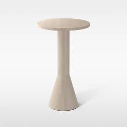 Draft Bar Table D60   Tables hautes   Massproductions