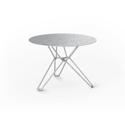 Tio Coffee Table D60 - Galvanised | Side tables | Massproductions